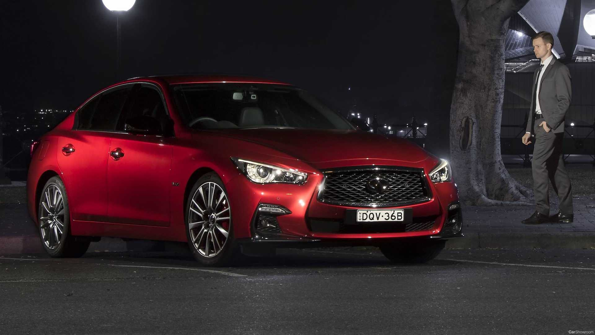 Infiniti's Q50, Q60 Range Streamlined For 2018